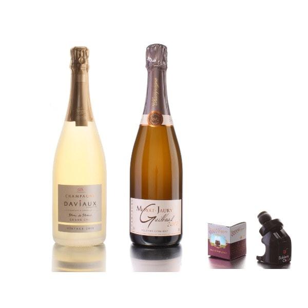 Champagne Millésime 2013- combi