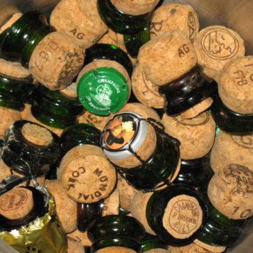 Champagne weetje: sabreren