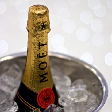 Temperatuur van Champagne