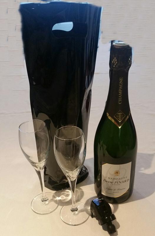 Beach champagne2