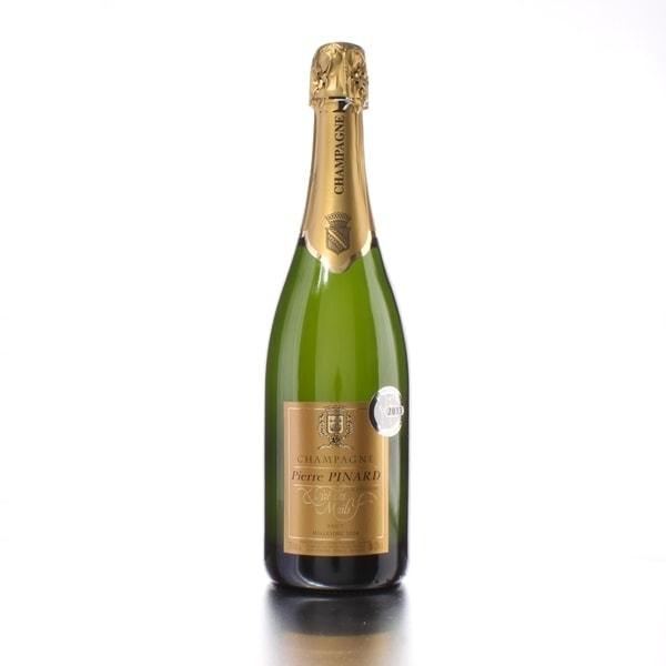 Champagne Pierre Pinard - Millésime 2004 Cité des Mails