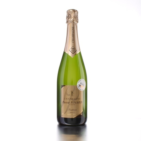 Champagne Pierre Pinard - Brut Tradition (375 ml)