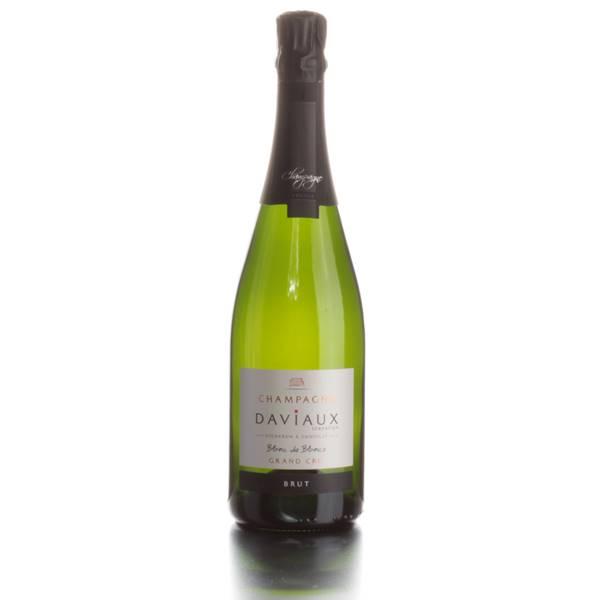 Champagne Sébastien Daviaux- Grand Cru-Blanc de Blancs