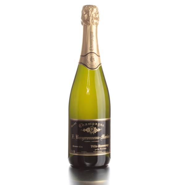 Champagne Bergeronneau-Marion - Premier Cru - Brut