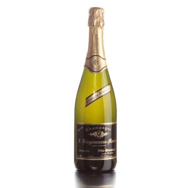 Champagne Bergeronneau-Marion - Premier Cru - Brut Grande Réserve
