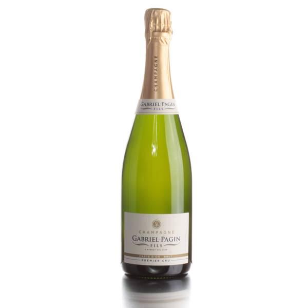 Champagne Gabriel Pagin - Premier Cru - Brut Nature