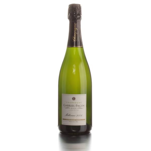 Champagne Gabriel Pagin - Premier Cru - Millesime 2006