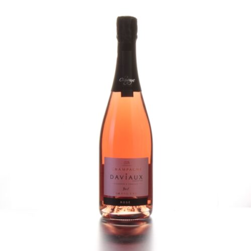 Champagne Sebastien Daviaux Rose