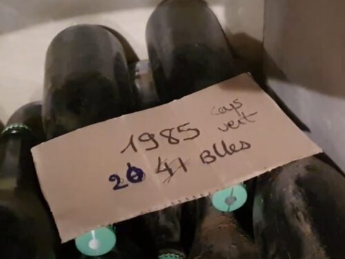 Heritage, wijnen uit de Oenotheek