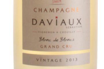 champagne label sebastien daviaux
