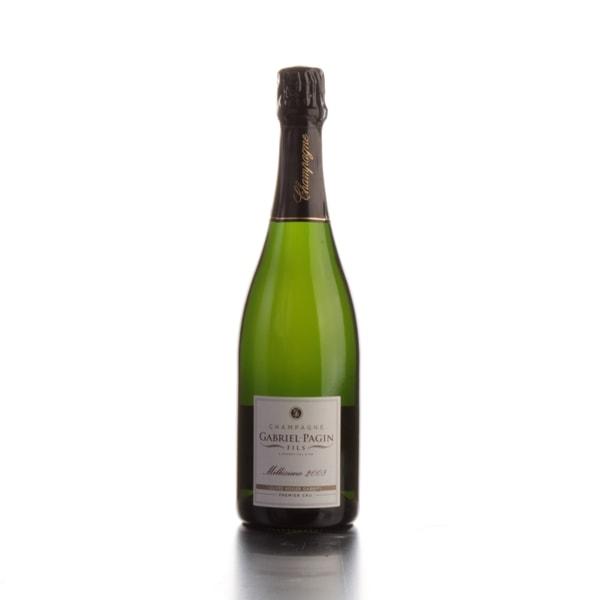 Champagne Gabriel Pagin - Premier Cru - Millesime 2008