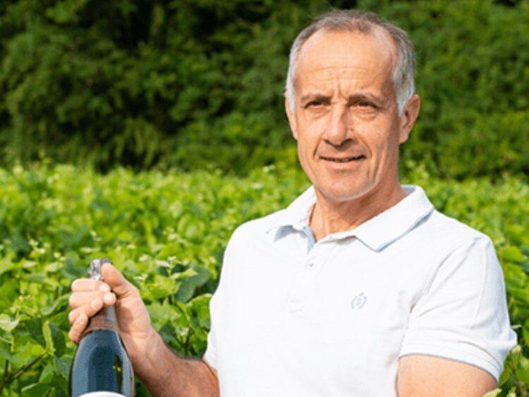Laurent Guilbaud van Champagne Moyat Jaury Guilbaud